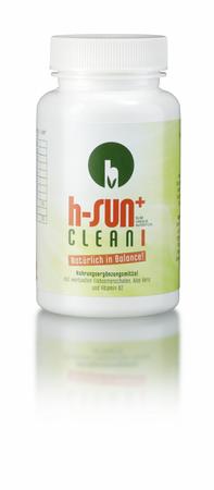 h-SUN+ clean I + II von hajoona Nahrungsergänzung für Entschlackung und Reinigung – Bild 3