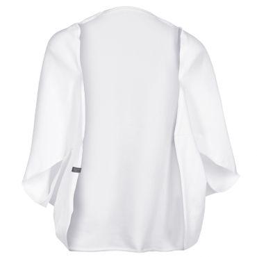 Yoga Damen-Jacke, SAMADHI Jacket weiß von hut und berg balance